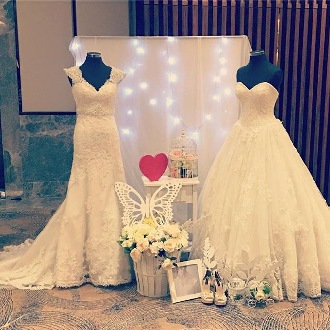 Hilton Wedding Showcase On 30th October by La Belle Couture Weddings Pte Ltd - 001