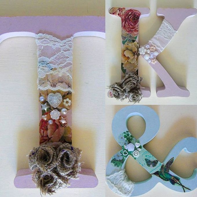 Decoration by Pinky's Handmade - 028