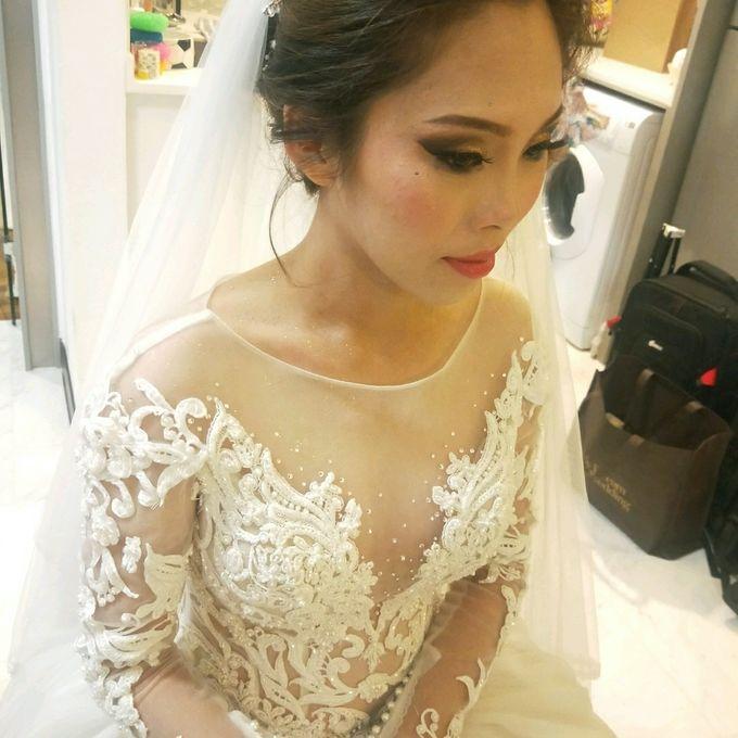Bridal Make Up And Hairstyles by Amber Liu Make up and Hair  - 001