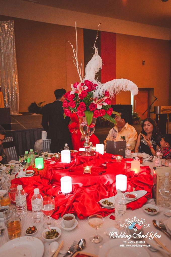 VIP Table Setting by Wedding And You - 010