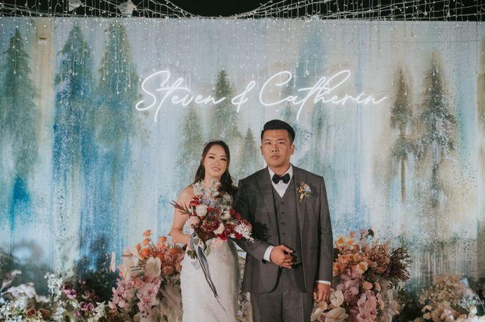 Steven & Catherin Wedding at Aston Cirebon by PRIDE Organizer - 019