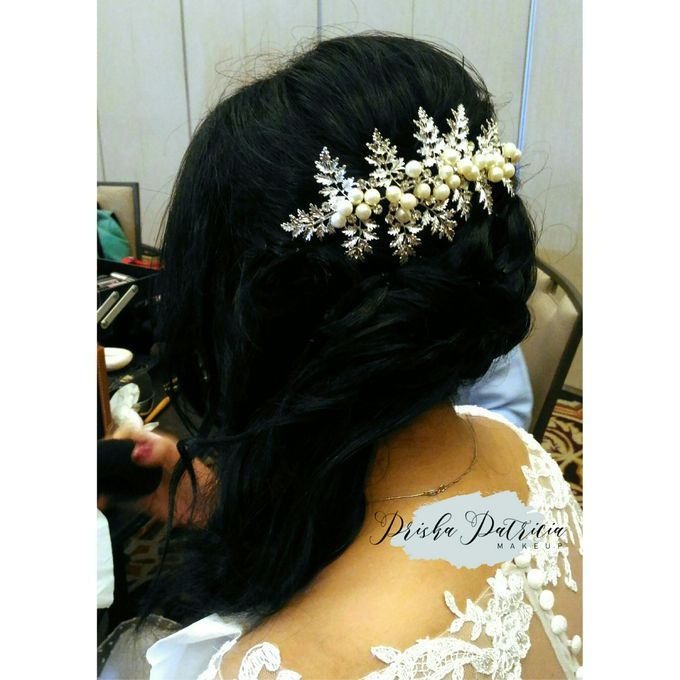 BRIDESMAID HAIRDO - THERESIA by Priska Patricia Makeup - 005