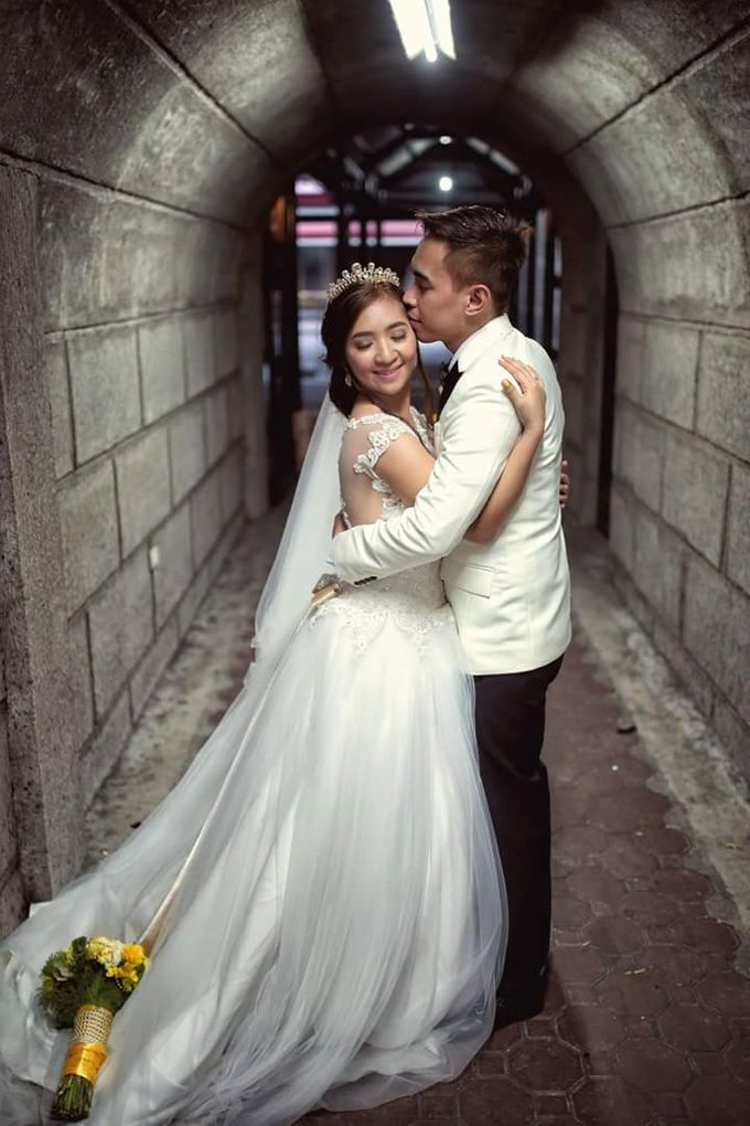 Wedding /Bridal MAKEOVER  by PROFESSIONAL HD MAKEUP BY BENJBASTE (BenyoumakeoverArtistry) - 004