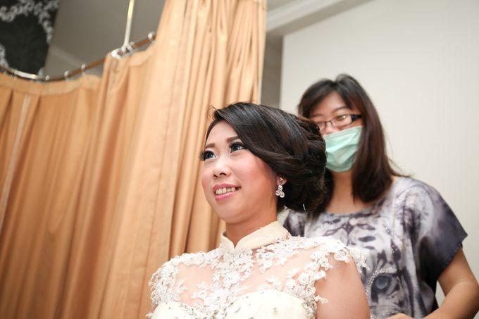 wedding day 2 by Xin-Ai Bride - 007