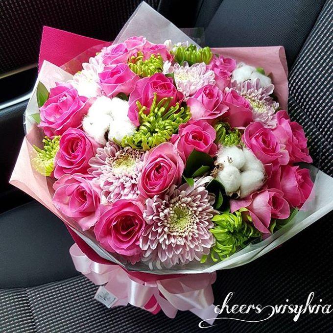 Gift Bouquet  by visylviaflorist - 005