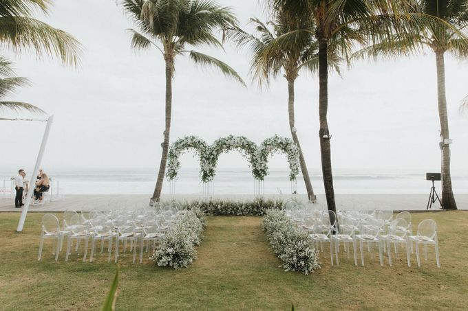 Mix Culture Wedding in Bali by Classy Decor - 024
