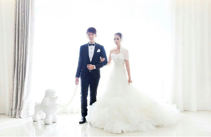 Prewedding Photoshoot Dave & Felicia by The Leonardi - 002