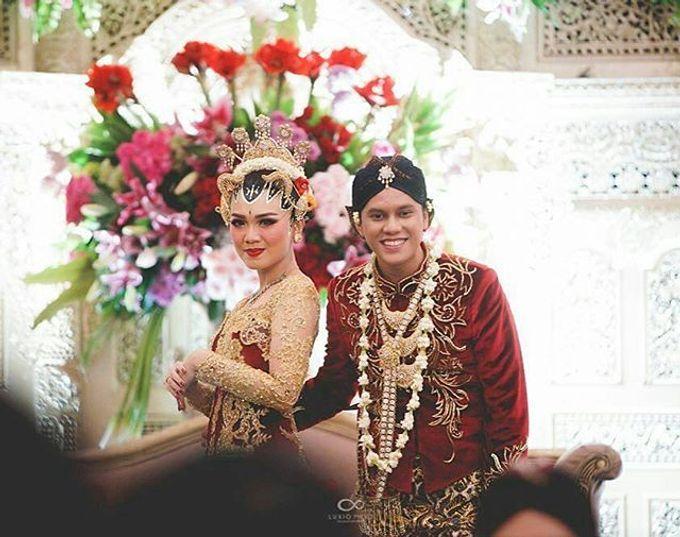 RESEPSI TIARA ARIEF by Chandira Wedding Organizer - 001