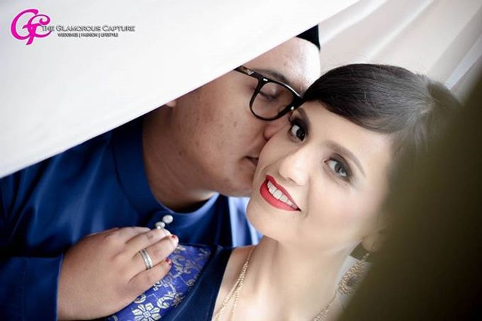 Wedding Reception and Portraiture by The Glamorous Capture - 033