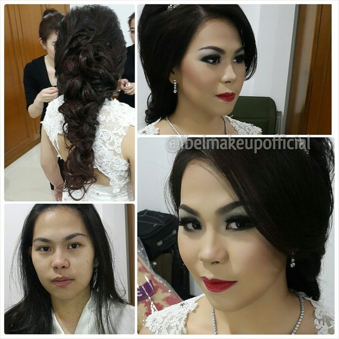 Bride Make Up by IBELmakeuppro - 016