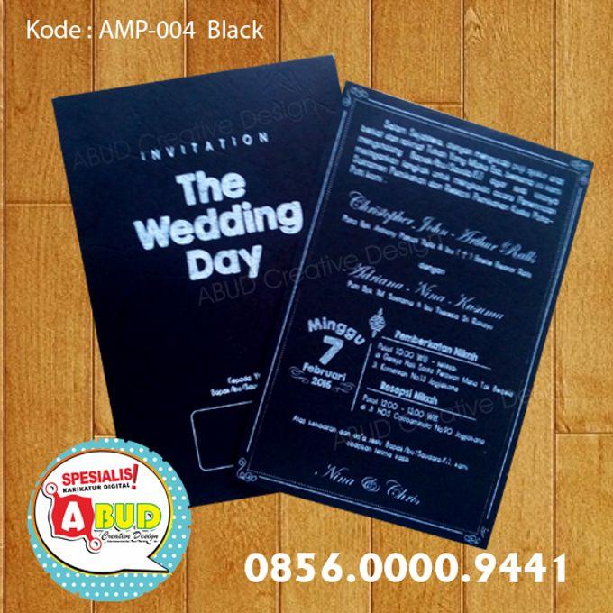Wedding Invitation by Abud Creative Design - 011