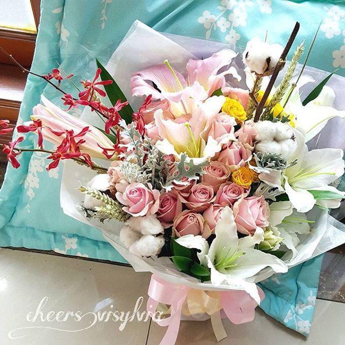 Gift Bouquet  by visylviaflorist - 010