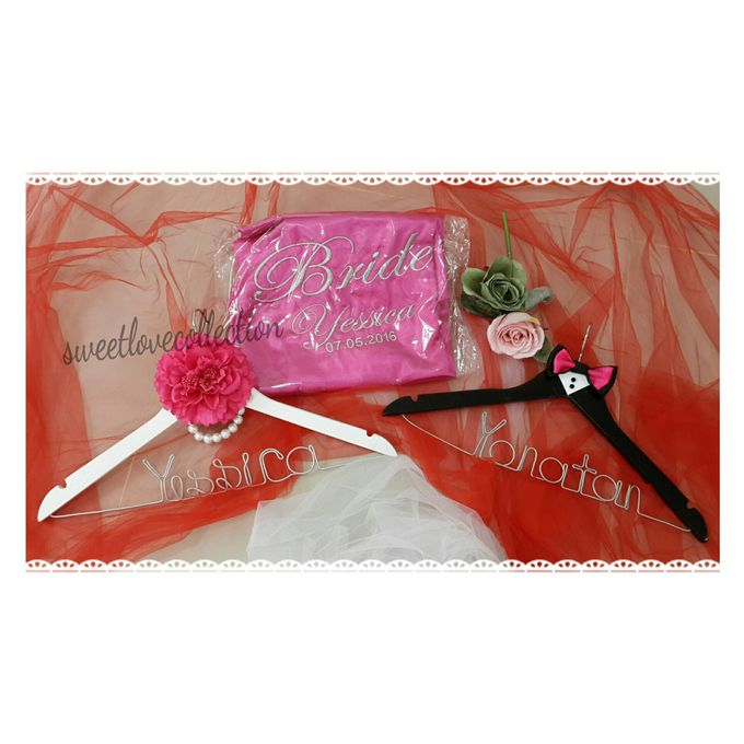 Wedding Hanger Name by Sweetlovecollection - 006