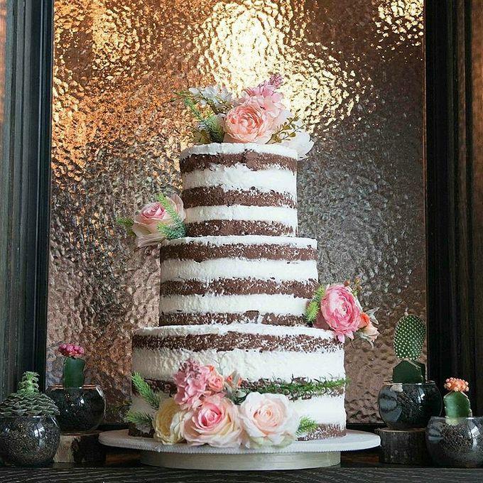 Naked Cake by Amor Cake - 003