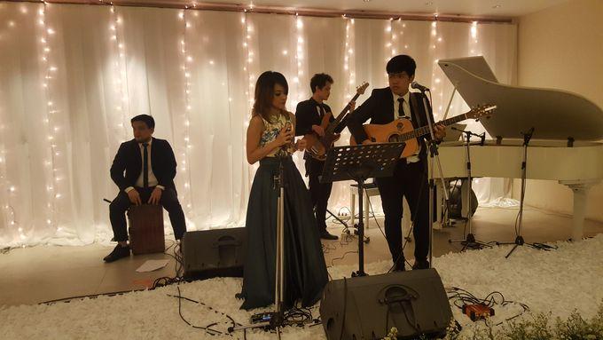 The Wedding Of Guillaume & Olivia by Hotel Borobudur Jakarta - 001