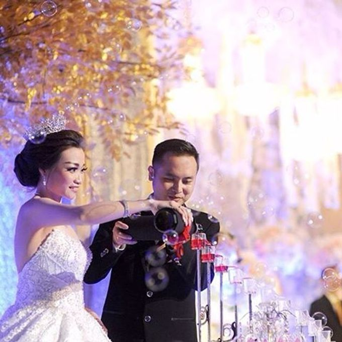 The Wedding Of Charles & Rini by Vibonacci Event Crafter - 007