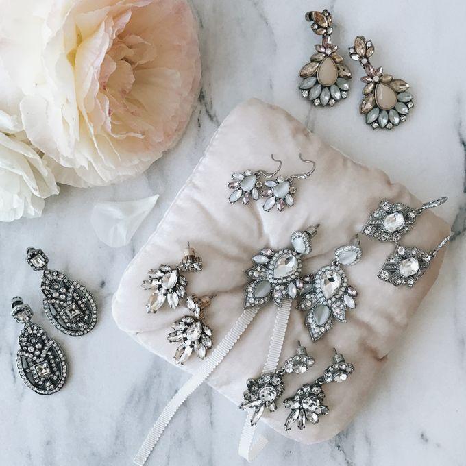 Bridal Jewelry Ideas by C+I Jewelry By Shannon Lenz - 012