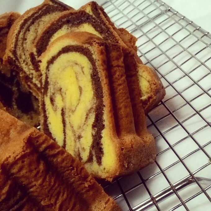 Marble Cake (Marmer Cake) by De' Ambrose - 002