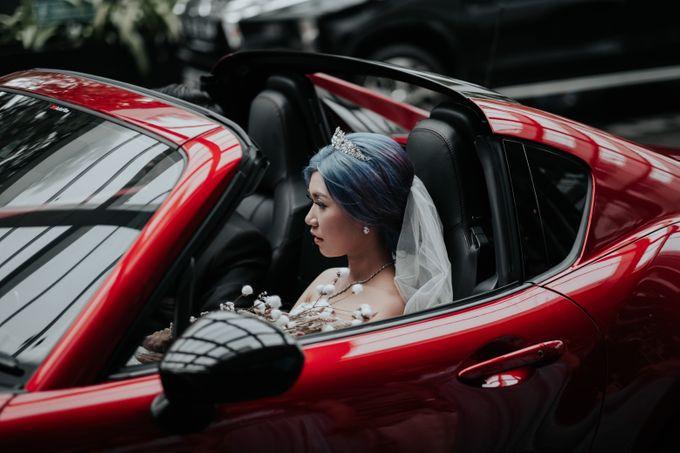 The Wedding of Raven & Jessica by Memoira Studio - 028