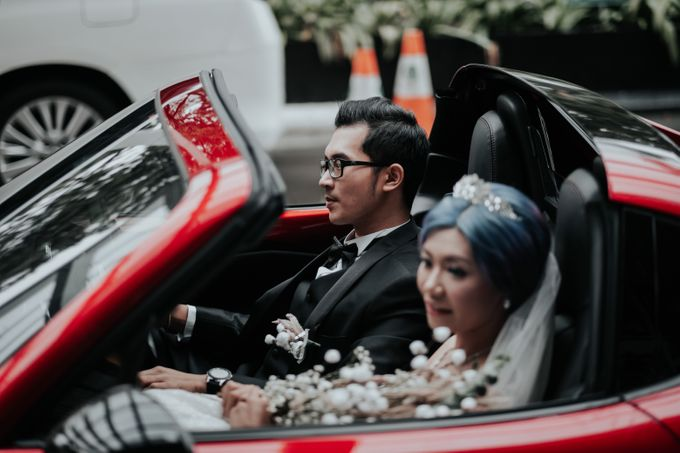 The Wedding of Raven & Jessica by Memoira Studio - 029