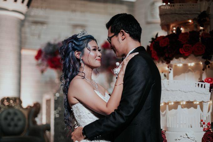 The Wedding of Raven & Jessica by Memoira Studio - 033