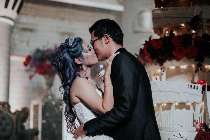 The Wedding of Raven & Jessica by Memoira Studio - 034