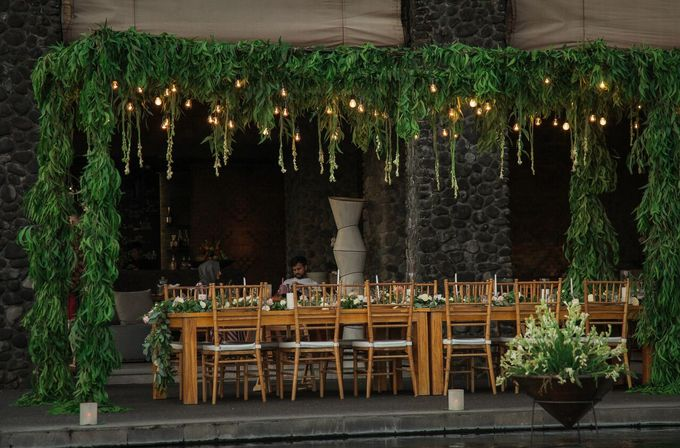 Sweet Garland Dinner by CITTA Wedding - 029