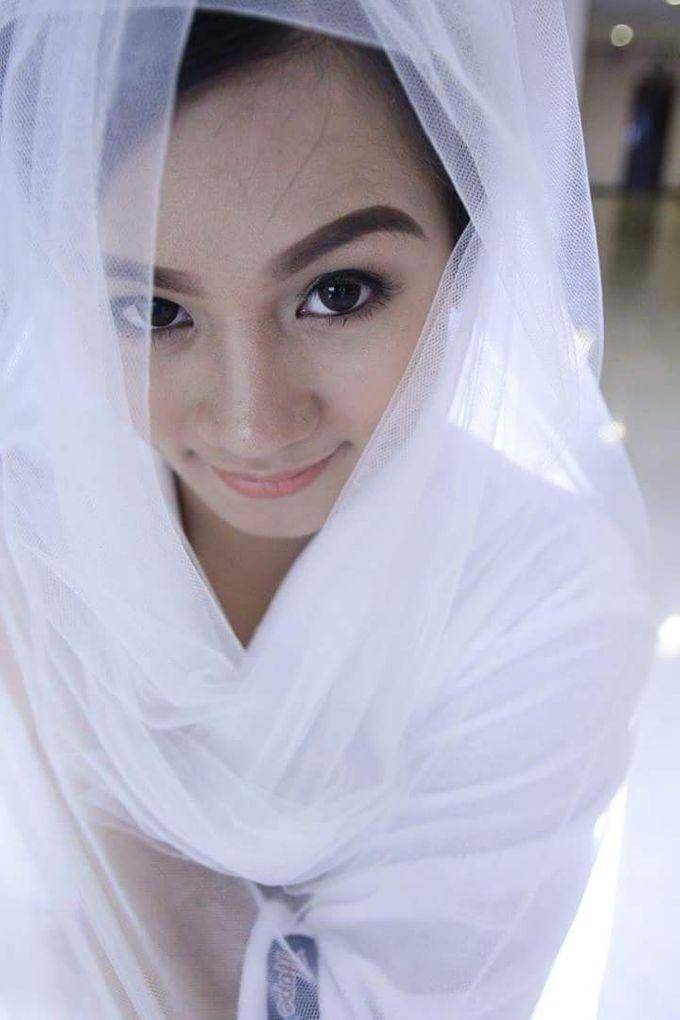 Wedding /Bridal MAKEOVER  by PROFESSIONAL HD MAKEUP BY BENJBASTE (BenyoumakeoverArtistry) - 016