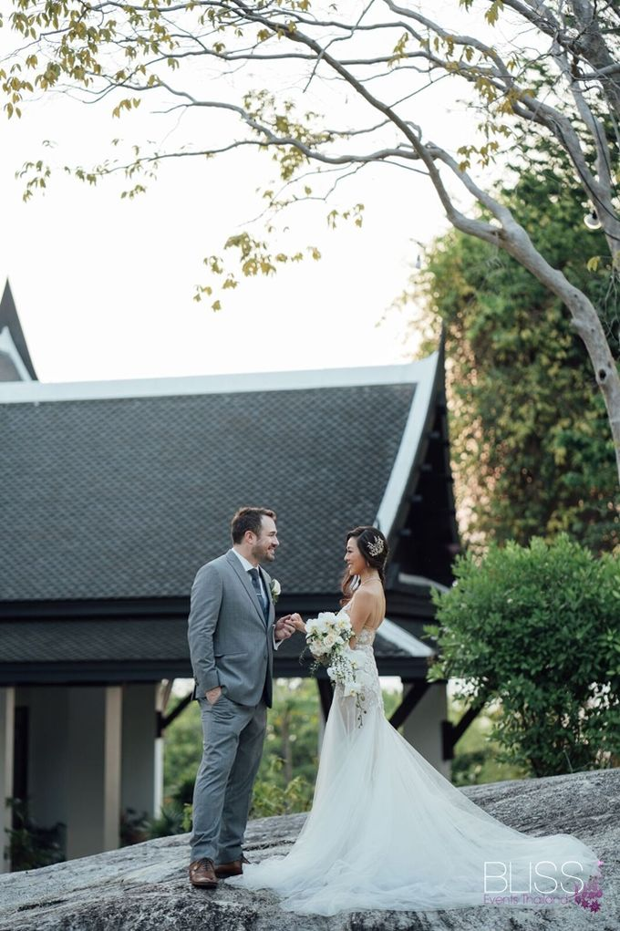 Wedding at villa Aye Phuket Thailand by BLISS Events & Weddings Thailand - 017