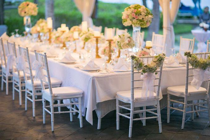 Romantic Dinner by d'Oasis Florist & Decoration - 003