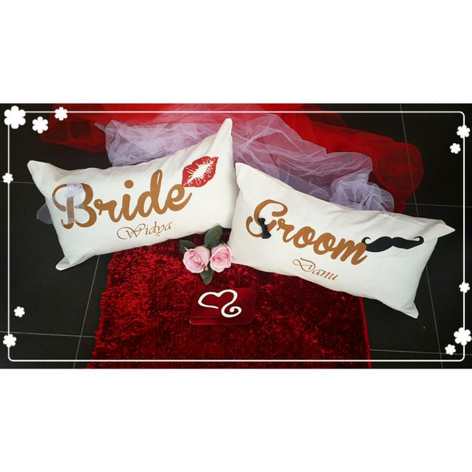 Wedding Pillow by Sweetlovecollection - 003