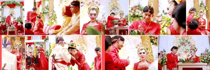 Wedding Novi & Arif by MOMENTO Photography - 008
