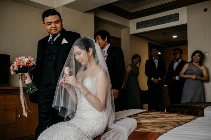 SATWIKO & ELISA - WEDDING DAY by Winworks - 014