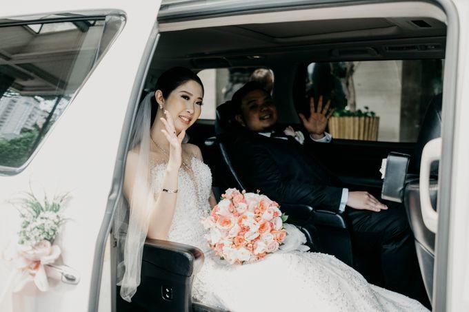 SATWIKO & ELISA - WEDDING DAY by Winworks - 024