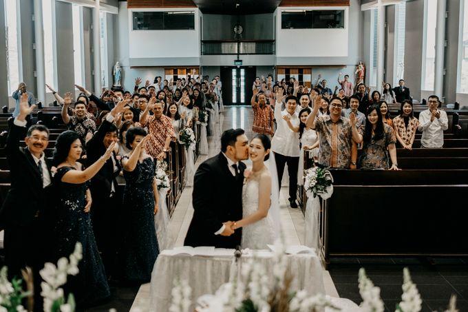 SATWIKO & ELISA - WEDDING DAY by Winworks - 030