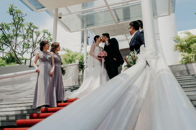 SATWIKO & ELISA - WEDDING DAY by Winworks - 022