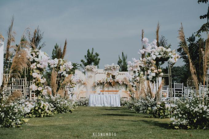 the wedding of Samuel & Jessica by THE HIVE BUMI PANCASONA - 001
