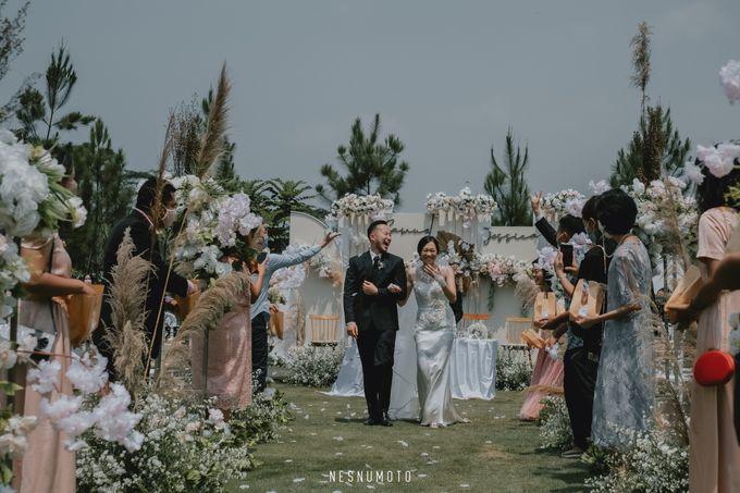 the wedding of Samuel & Jessica by THE HIVE BUMI PANCASONA - 002