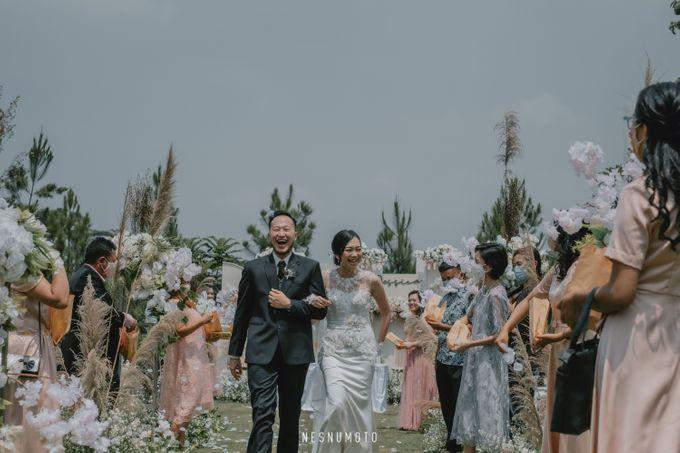 the wedding of Samuel & Jessica by THE HIVE BUMI PANCASONA - 003