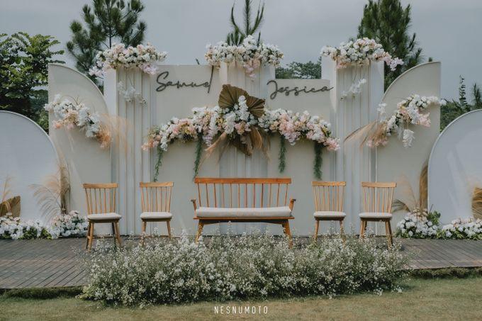 the wedding of Samuel & Jessica by THE HIVE BUMI PANCASONA - 005