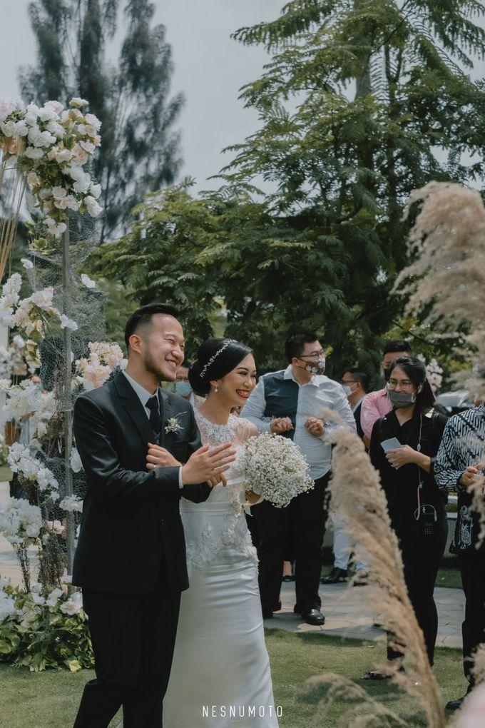 the wedding of Samuel & Jessica by THE HIVE BUMI PANCASONA - 006