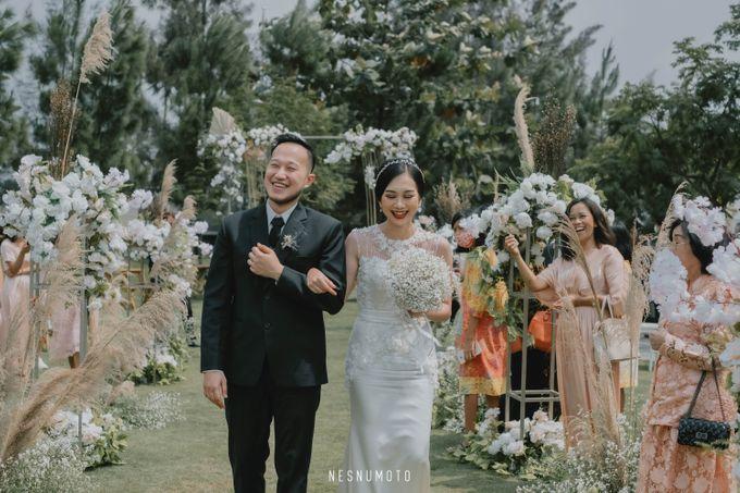 the wedding of Samuel & Jessica by THE HIVE BUMI PANCASONA - 007