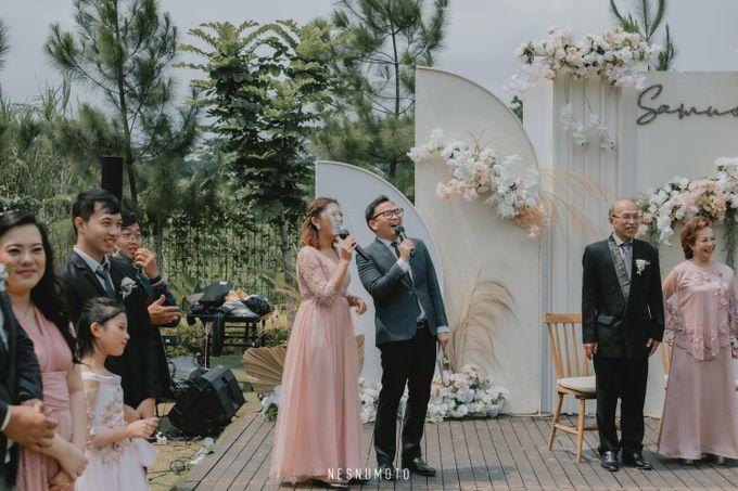 the wedding of Samuel & Jessica by THE HIVE BUMI PANCASONA - 008