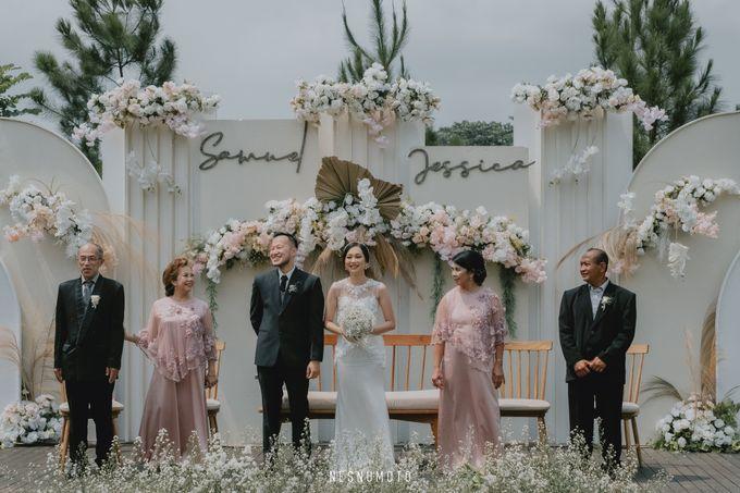 the wedding of Samuel & Jessica by THE HIVE BUMI PANCASONA - 009