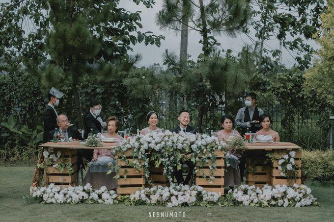 the wedding of Samuel & Jessica by THE HIVE BUMI PANCASONA - 010