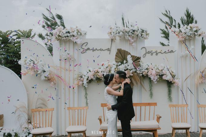 the wedding of Samuel & Jessica by THE HIVE BUMI PANCASONA - 012