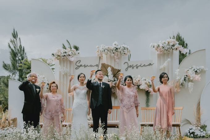 the wedding of Samuel & Jessica by THE HIVE BUMI PANCASONA - 013