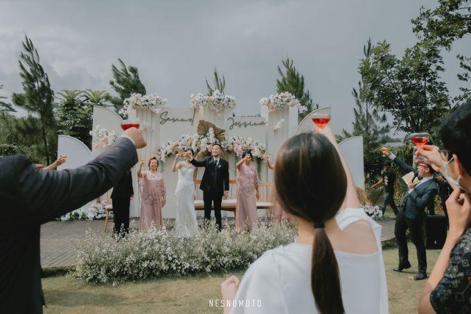 the wedding of Samuel & Jessica by THE HIVE BUMI PANCASONA - 014