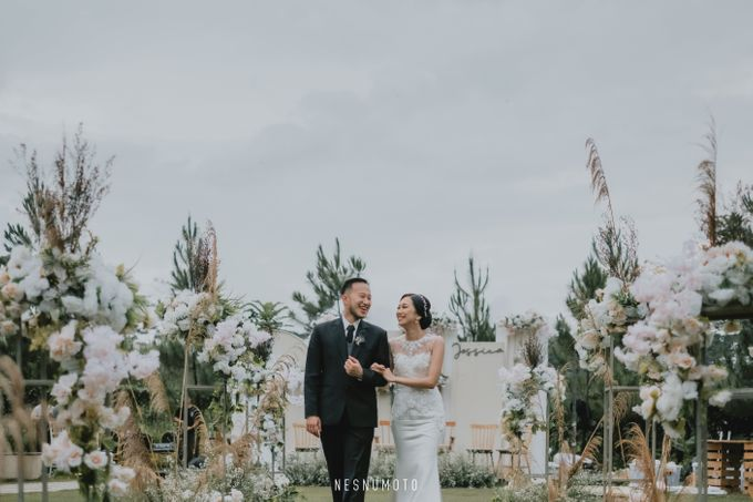 the wedding of Samuel & Jessica by THE HIVE BUMI PANCASONA - 015