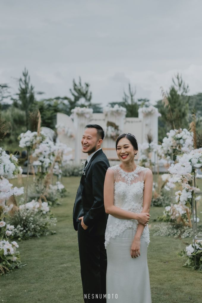 the wedding of Samuel & Jessica by THE HIVE BUMI PANCASONA - 016
